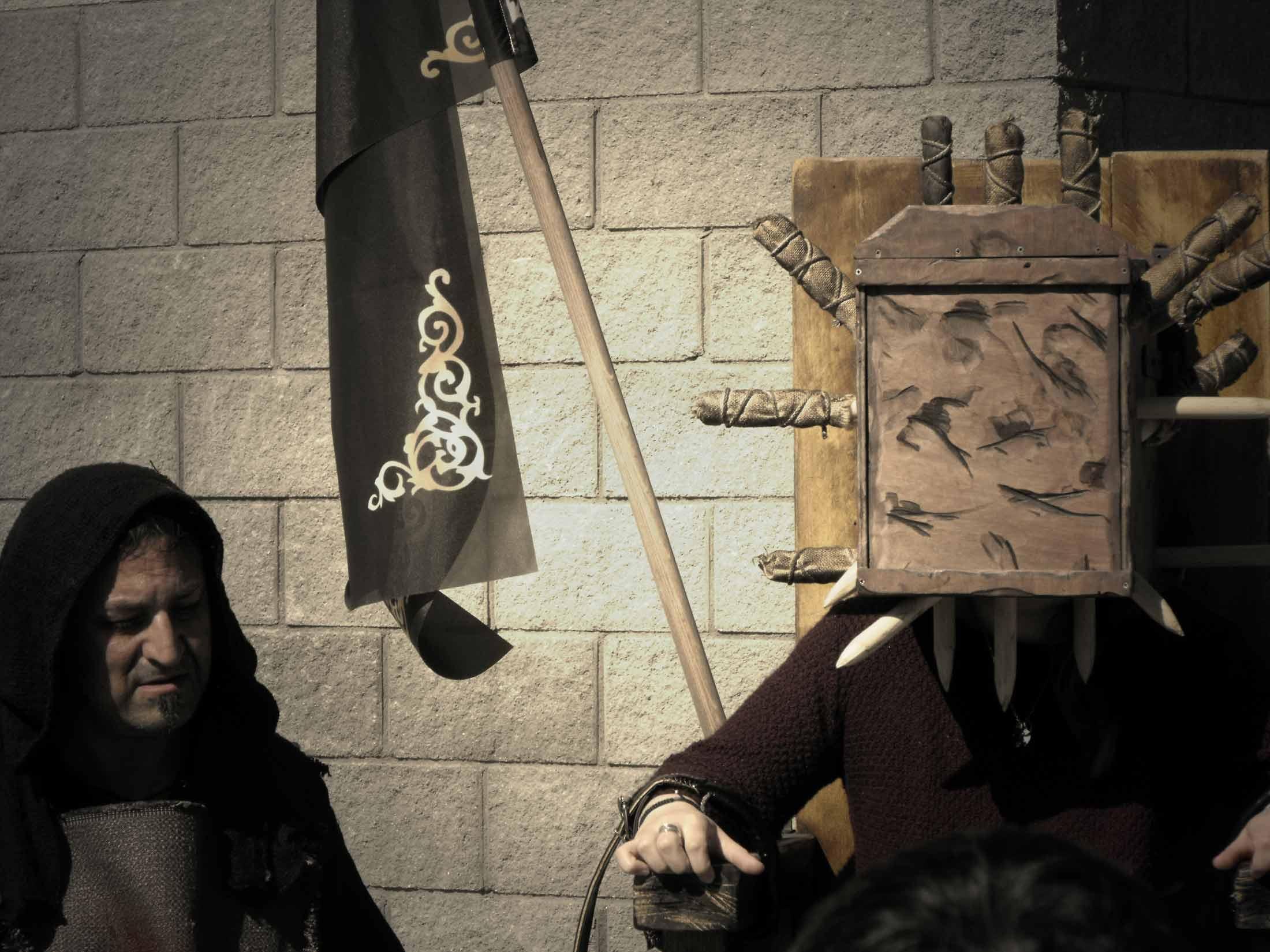 Friederick i la cadira de tortura Felix Brunet