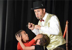 Teatre infantil Felix Brunet Domador de puces