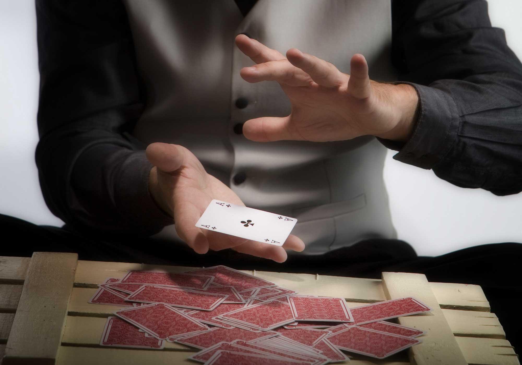 Fèlix Brunet Joc de Cartes Màgia